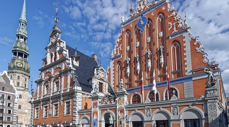 Schwarzhäupterhaus Altstadt Riga