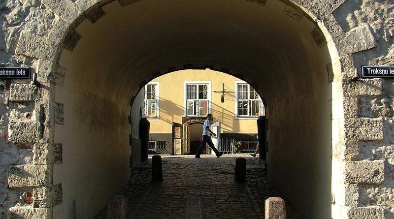 Schwedentor Riga