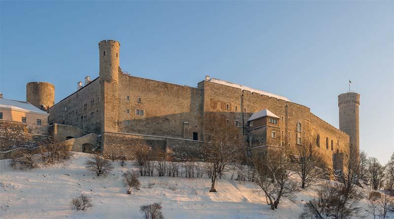 Castrum Danorum Burg Tallinn