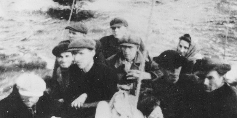 Flucht nach Schweden 2. Weltkrieg
