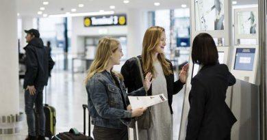 Weniger Inlandsflüge in Schweden