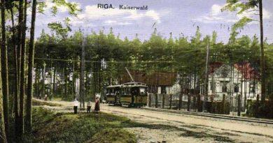 Mezaparks Riga