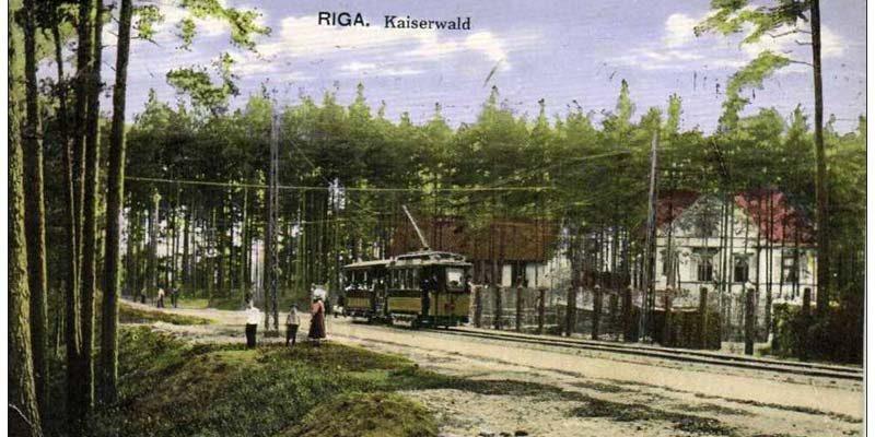 Mezaparks Riga – erste Gartenstadt Europas