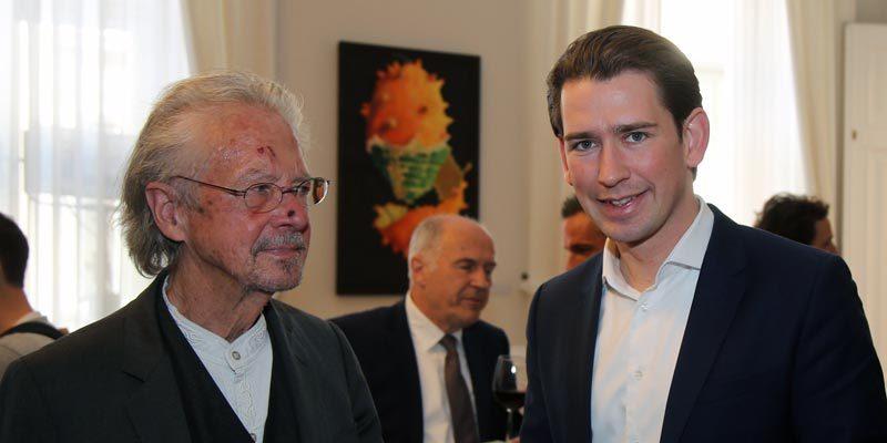 Peter Handke Literaturnobelpreis