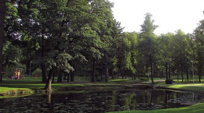 Arkādijas parks Arcadia Park