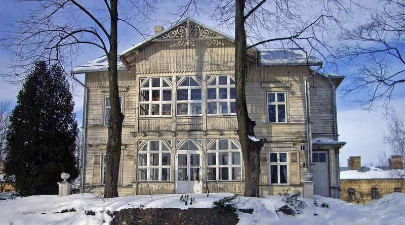 Holzhaus Architektur Pardaugava