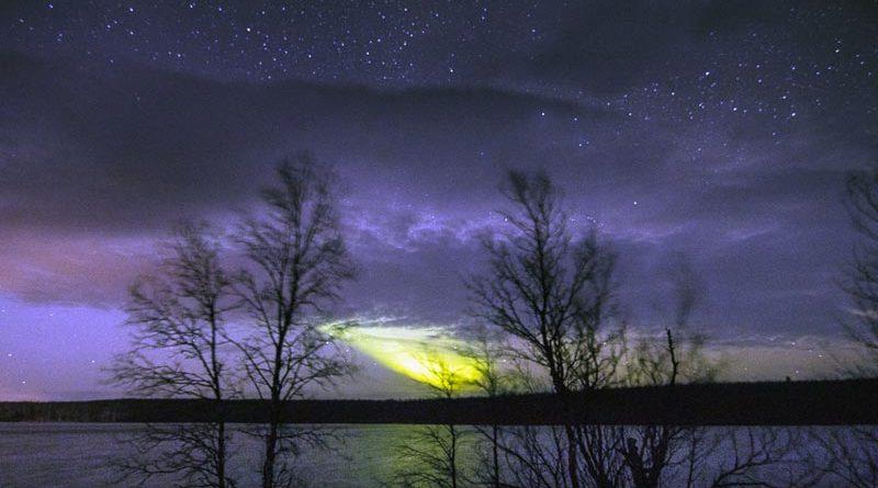 Nordlichter Polarlichtfotografie