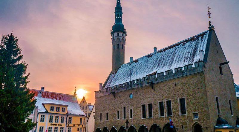 Altes Rathaus Tallinn