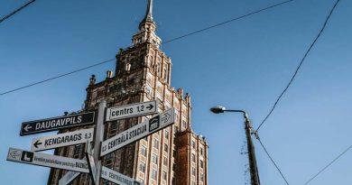 Moskauer Vorstadt Riga