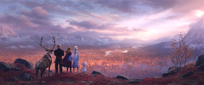 Eiskönigin 2 Kinostart Frozen