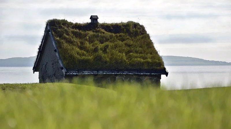 Torfdach Färöer