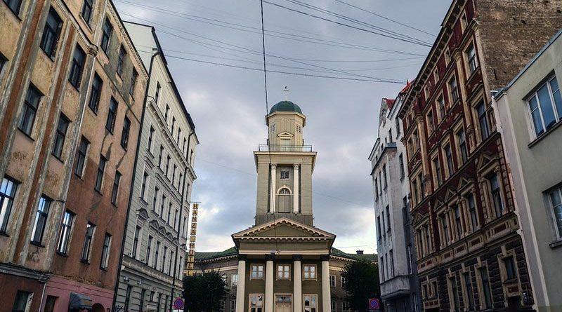 Jezus Baznica Riga