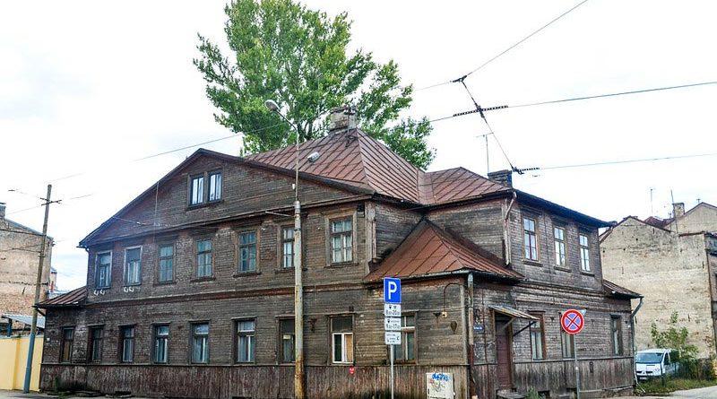 Sehenswürdigkeit Riga Moskauer Vorstadt