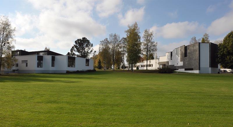 Architektur Alvar Aalto