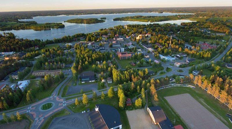 Alajärvi Stadt