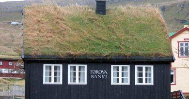 BankNordik, die größte Kommerzbank Färöer Negativzinsen