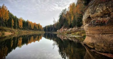 Gauja-Nationalpark Lettland