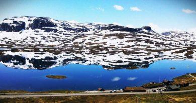Haukeliseter Norwegen