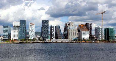 Immobilien Oslo Norwegen