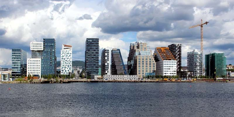 Immobilien Oslo Norwegen