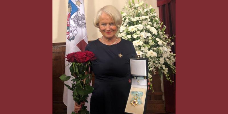 Elisabeth Motschmann Orden
