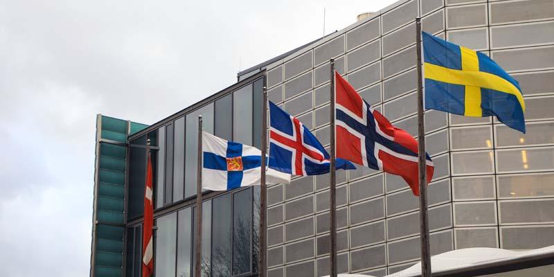 Felleshus Nordische Botschaften