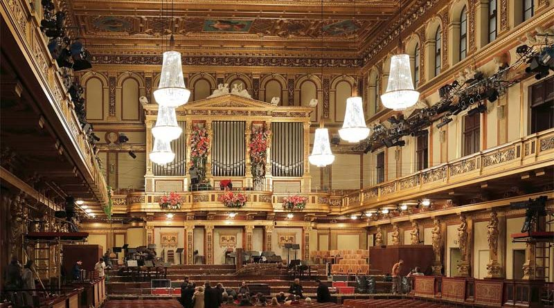 Wiener Musikverein Silvester Tradition Norwegen