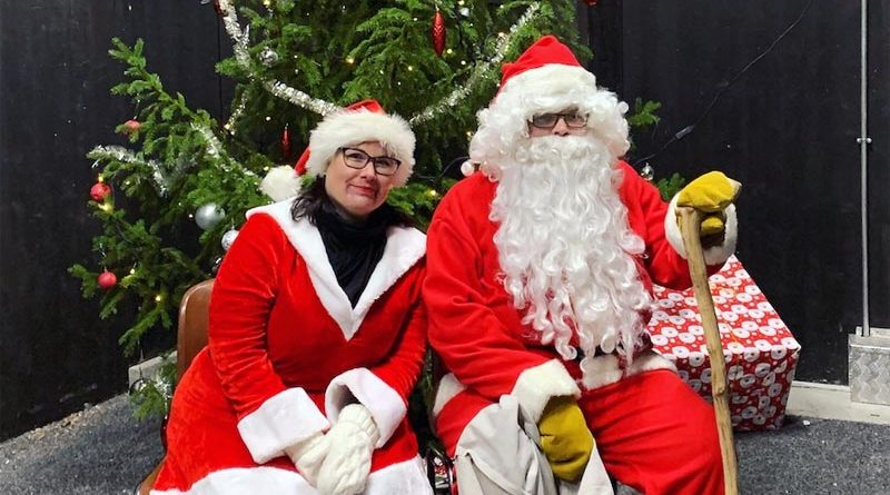 Weihnachtsmann Weihnachten Finnland