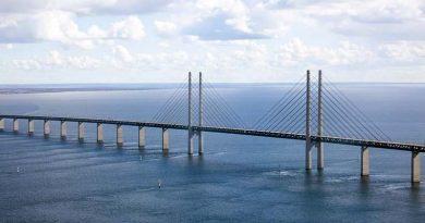 Öresundbrücke wird gestrichen – 13 Jahre lang