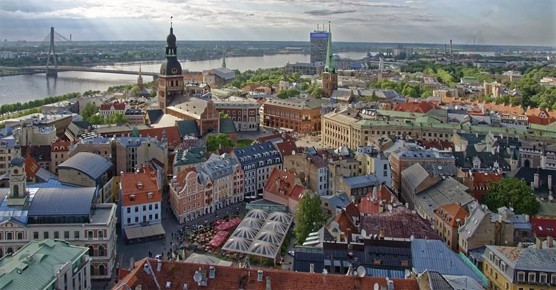 Geschichte Riga