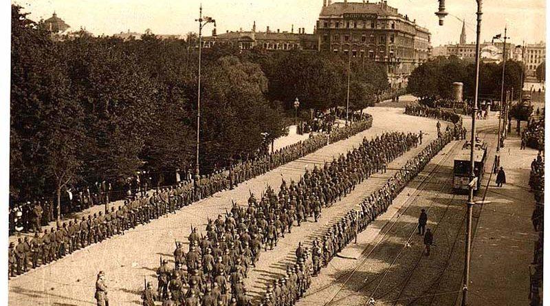 Riga Weltkrieg