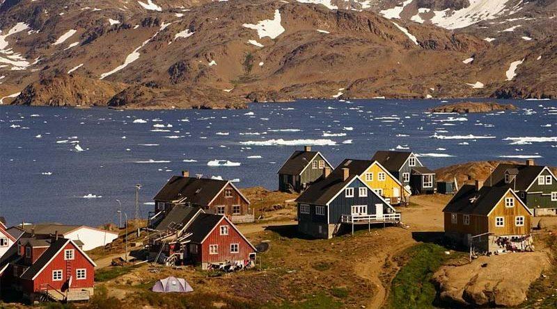 Tasiilaq Grönland USA