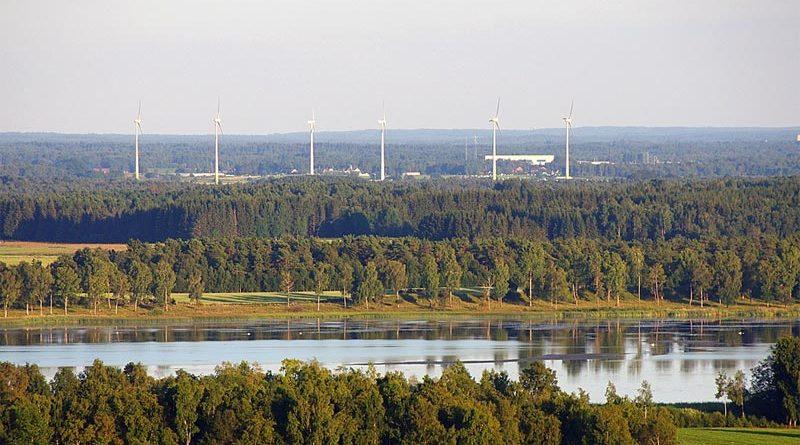 Windkenergie Schweden