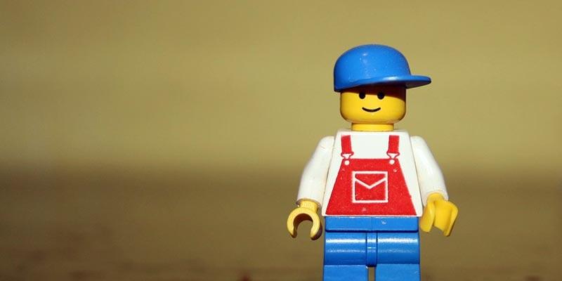 Lego Designer tot