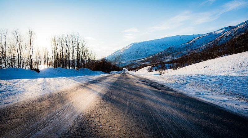 Autobahn Norwegen Bergen Oslo