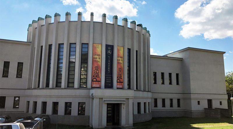 M. K. Čiurlionis Nationales Kunstmuseum Kaunas, Litauen