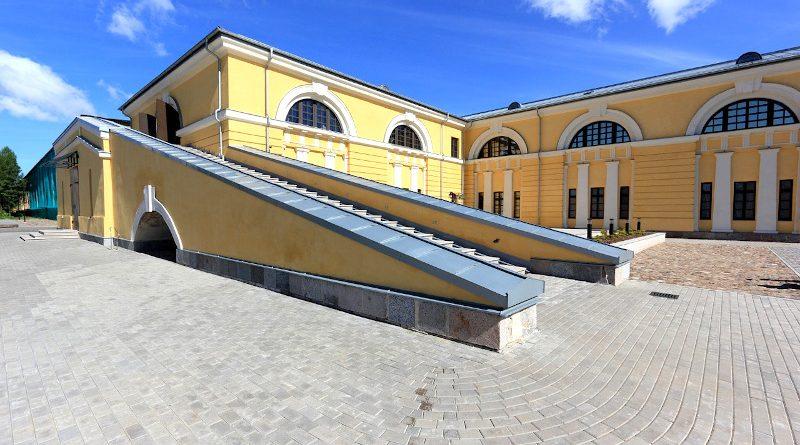 daugavpils fort
