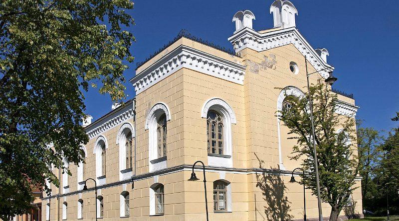 synagoge kuldiga
