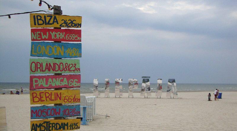 strand liepaja