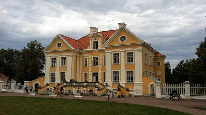 Palmse Herrenhaus