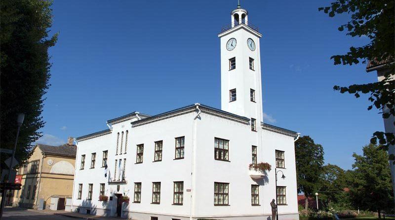 Rathaus Viljandi