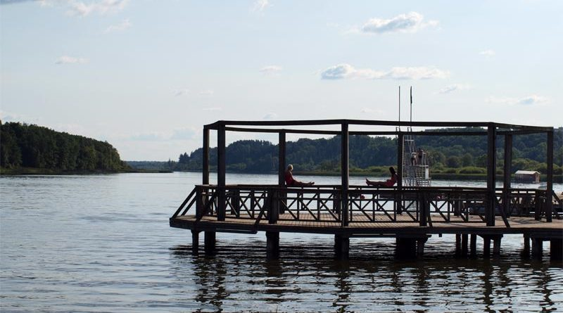 See Viljandi järv