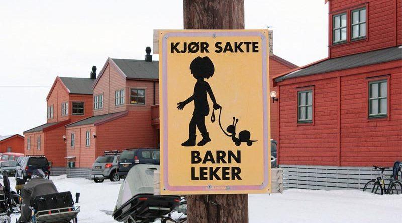 Verkehrsregeln Norwegen