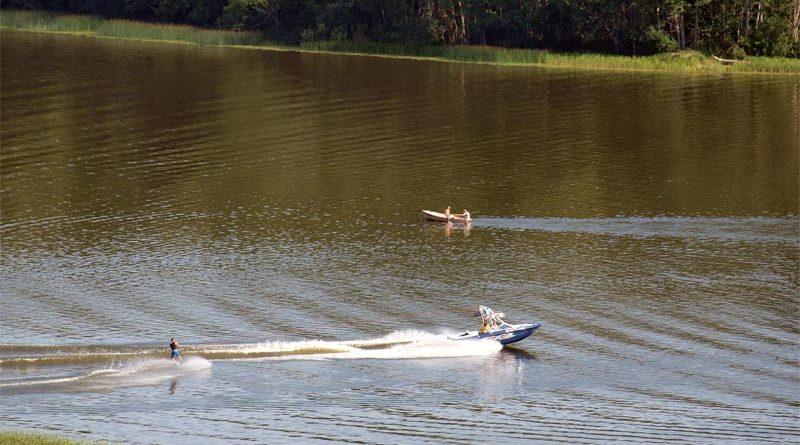 Wassersport Wasserski Viljandi