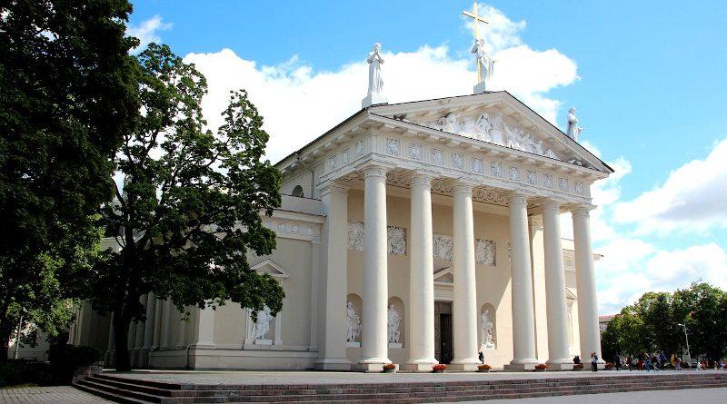 vilnius kathedrale