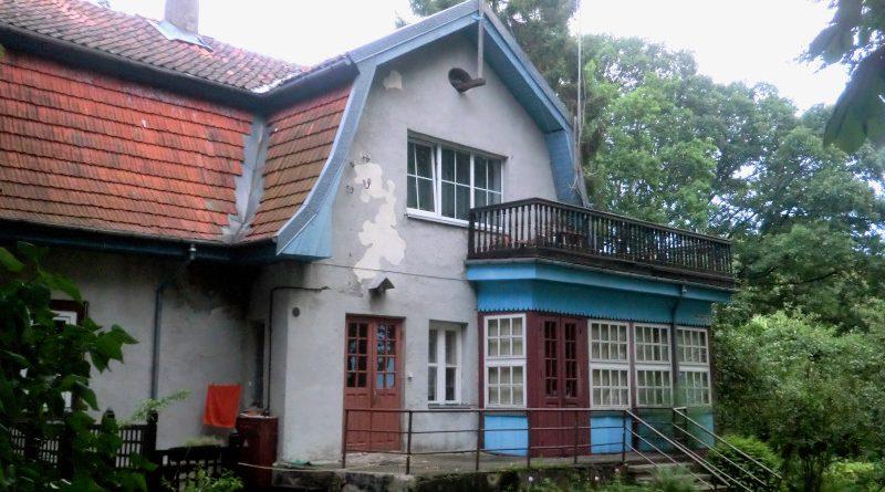 juodkrante wohnhaus