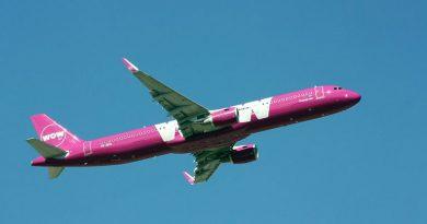 WOW Air Flugverkehr