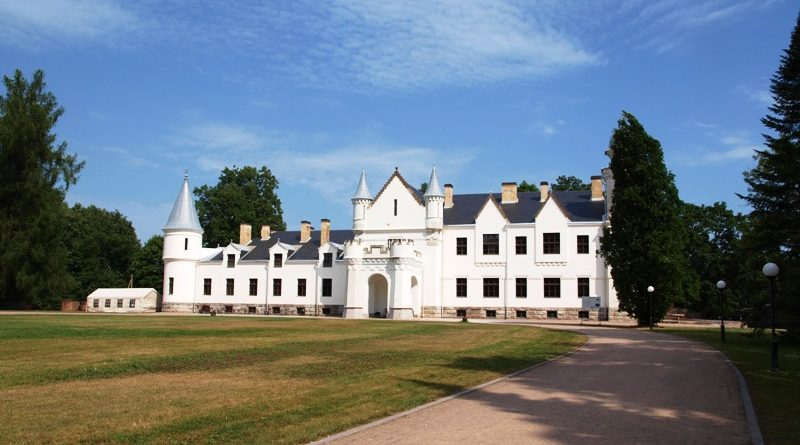 Schloss Alatskivi