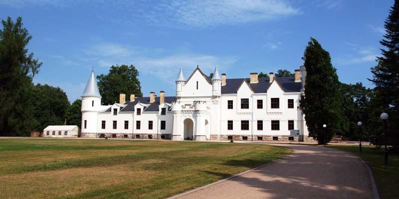 Herrenhaus Alatskivi