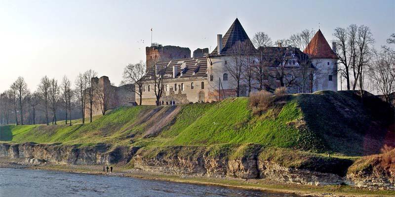Bauska Burg